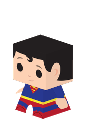 Superman Cubby by kspudw