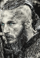 Ragnar Lothbrok by FreedomforGoku