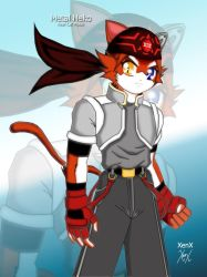 Me as a Real Anthro Guy by xenon001
