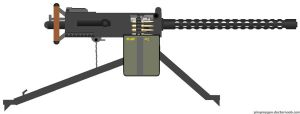 Browning M3M 50.Cal by GeneralTate