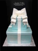 Tiffany Boxes by ArteDiAmore