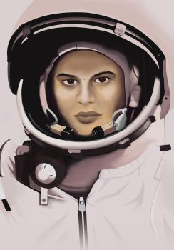 I am a Cosmonaut by Fidelicant