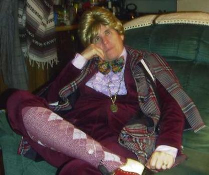 My Dr Who Costumes Dr Num. 3 by pattie-anne