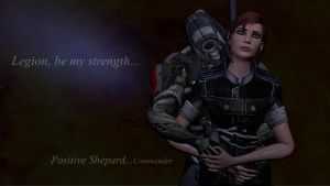 Be my strength by GFSLEGION