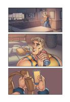 Marineman 4 page 16 by alexsollazzo