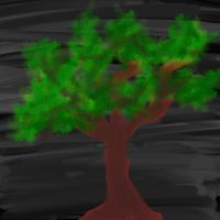 SKETCH A TREE by Cristianchsc