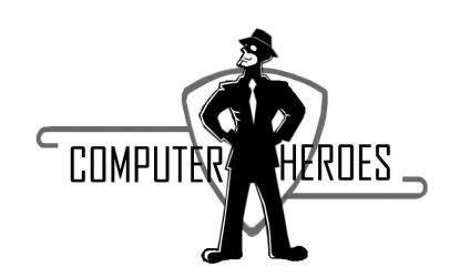 Computer Heroes - Logo by oGuttermoutho