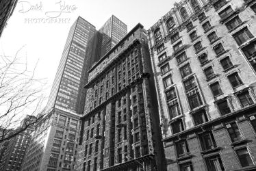 A walk in New York by Djohns