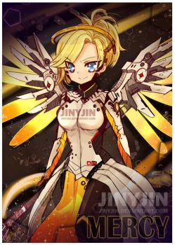 Mercy by jinyjin