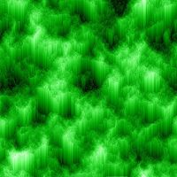 Ice Steppe Green by bdjwill