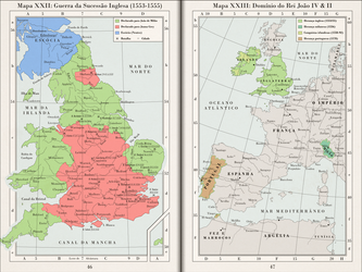 The Anglo-Portuguese Union by ReagentAH