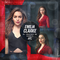 Photopack 4863 - Emilia Clarke by southsidepngs