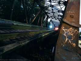 15 Seconds at the Rails - Close by KBeezie