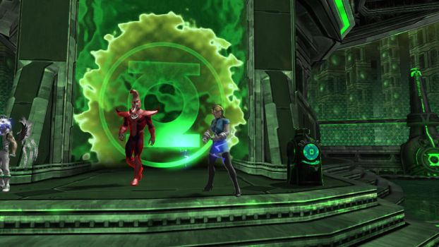 DCUO Seres by delphinepryde84