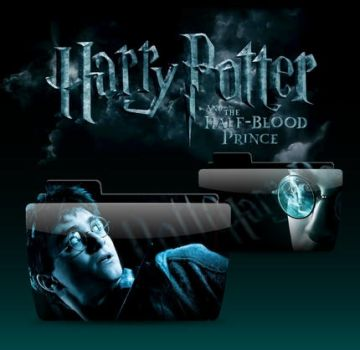 Colourflow Harry Potter by Wally1976
