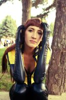 The Watchmen - Silk Spectre II  Laurie Juspeczyk by tajfu