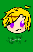 Yoosung chibi by StarZCandy03