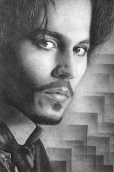 from hell - johnny depp by dholms