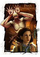 Pan's Labyrinth by ted1air