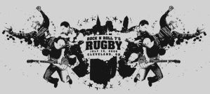 Cleveland Rugby by gomedia