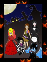 Halloween Usaka MEEH by kuki4982