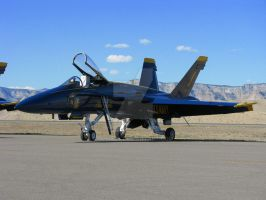 Blue Angel 1 ready by Qphacs