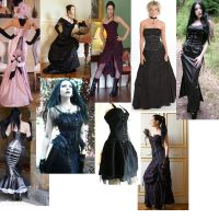 Prom Dresses I Want 2 by RomanianTwilight