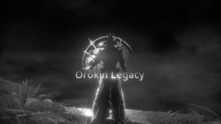 Orokin legacy by mikedeazyPs4