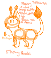 Flaming Nasdrii by Freezeash