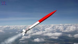 ARCAS Sounding Rocket by VisualMotionMedia