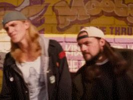 Jay and Silent Bob DANCE by LarsonJamesART