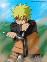 Sage Naruto by Practice-s