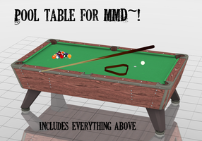 Pool Table DOWNLOAD by Reseliee