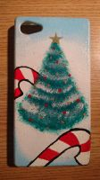 Christmas phone case by Anonymous---Lucifer