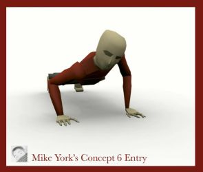 Mike York's Concept 6 Entry by 3dAnimationgroup