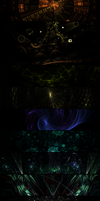Second Pack Fractals By +Dark by Sunchales