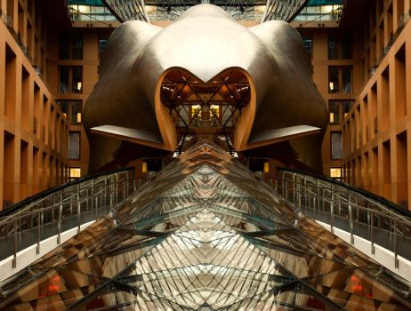 Gehry's Leviathan by HighStatic