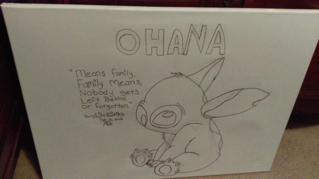 Stitch Project part 2 by Ayame-Chan90