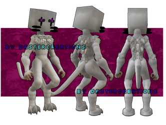 daster Spore by DasterCreations