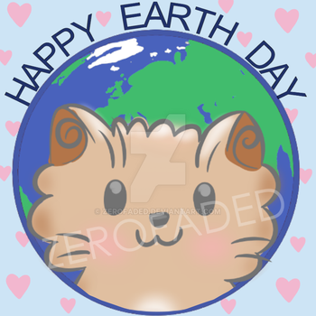 Earth Day 22nd April by ZeroFaded