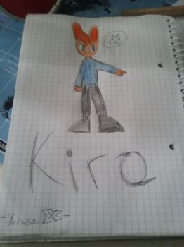 Kiro The Rabbit by YukusaiX