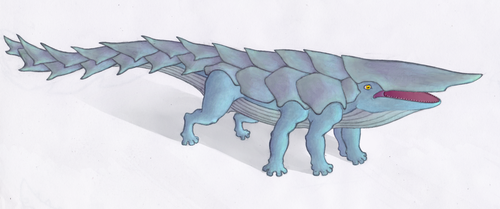 Armored Landwhale by User96