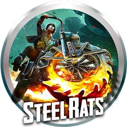 Steel Rats by POOTERMAN
