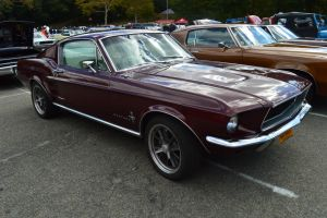 1967 Ford Mustang Fastback VI by Brooklyn47
