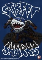 Street Sharks by PTR-Trick