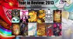 Year in review: 2013 by BlindCoyote
