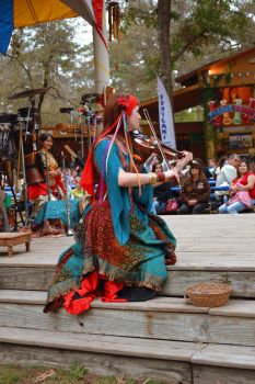 Renaissance Festival Gypsy 2 by theoracleofdreams