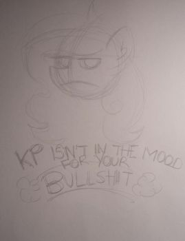 KP Isn't In the Mood For Your Bullshit by ILoveKimPossibleAlot