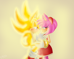 Im always ready to save you by SonicCake16