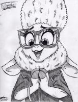 The Power of the Floof: Mayor Bellwether by PetanoPrime